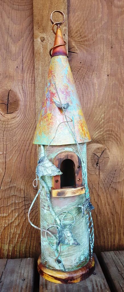 Birdhouse MCM 0918