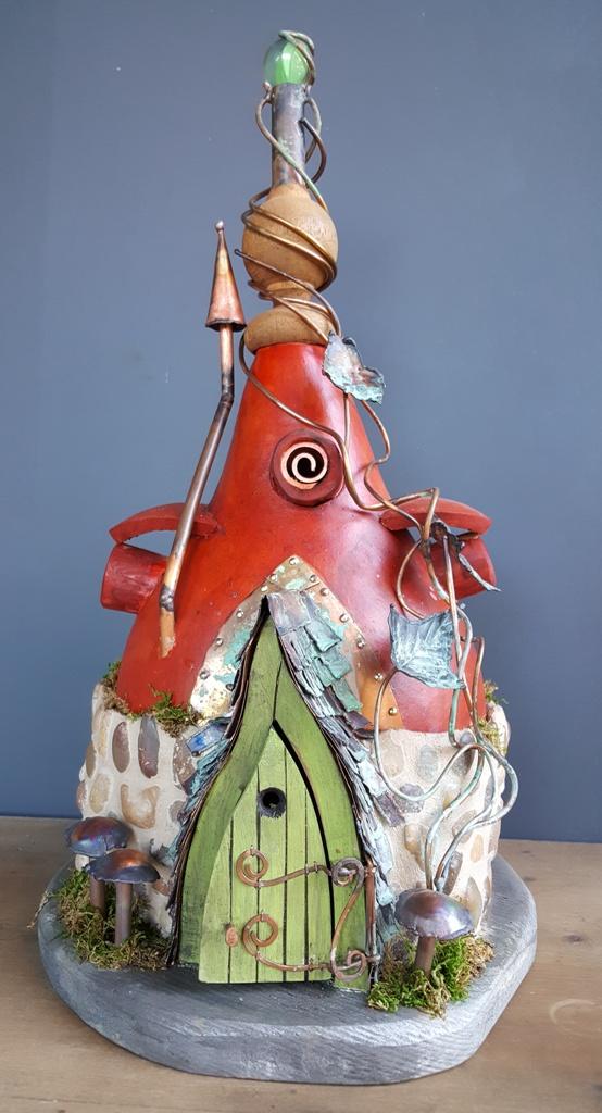 Fairy House WH 0118