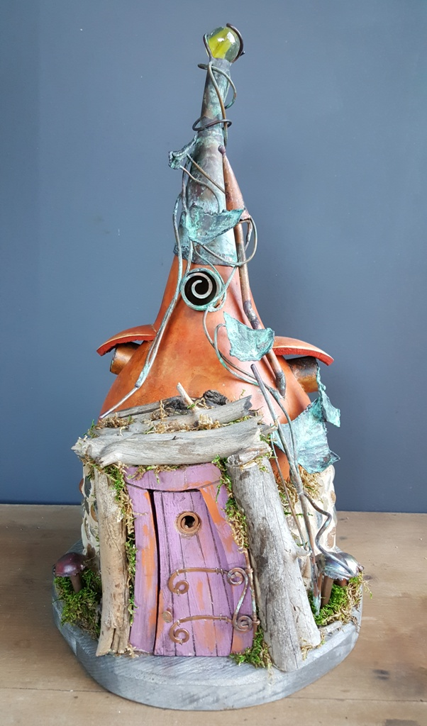 Fairy House WH 0418