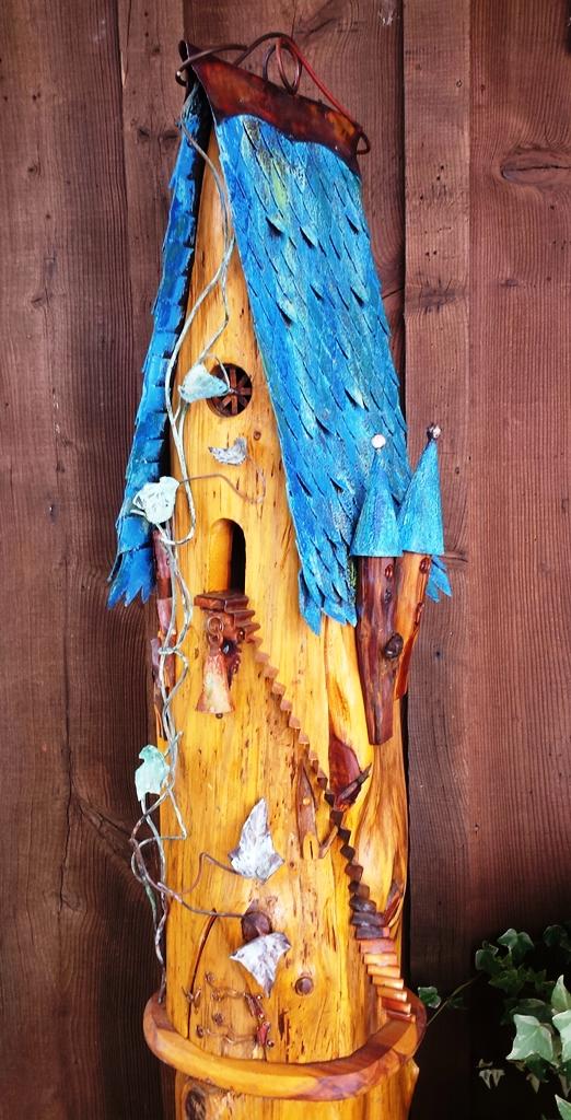 Birdhouse A21
