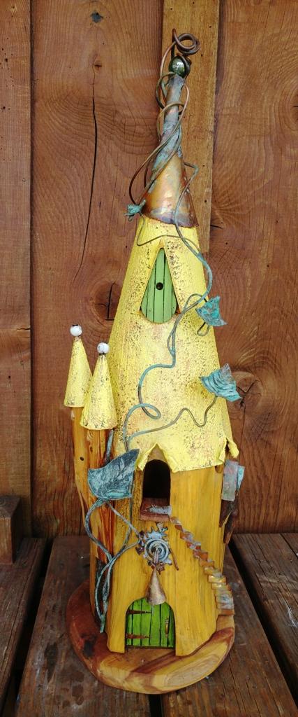 Birdhouse Ma 1017